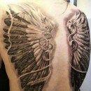 Wing Tattoos | Inked Magazine