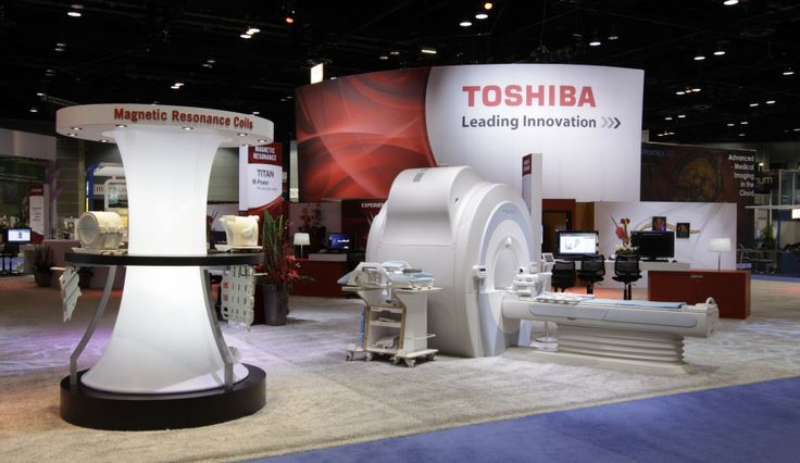 Medical Technology Marketing - Toshiba - Johnson Gray