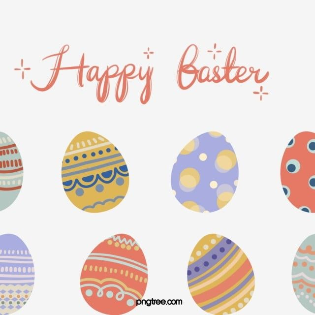 Simple Cute Style Easter Egg Element Easter Clipart Easter Egg Png Transparent Clipart Image And Psd File For Free Download Easter Graphics Easter Eggs Easter Backgrounds