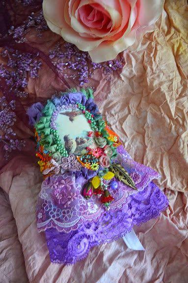 Boheemse kunstzinnige manchet romantische Boheemse door irinacarmen