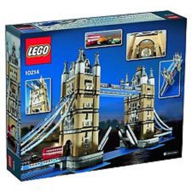 Lego Tower Bridge Creator 10214 Build Toy 4295 Pcs England Multi Color Age 16+ #LEGO