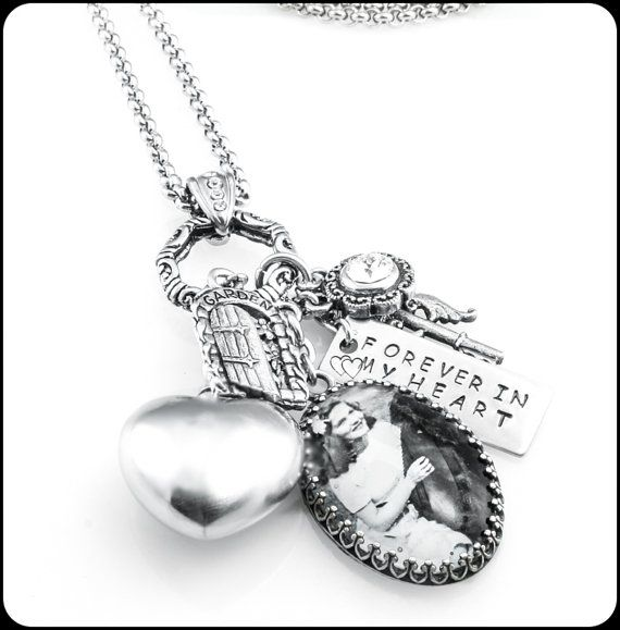 Memorial Urn Ashes Jewelry Cremation Charm Keepsake Sympathy Gift 80s Stuff Pinterest