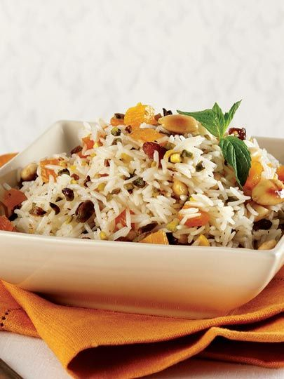 Kuruyemişli ve kuru meyveli pilav Tarifi - Türk Mutfağı Yemekleri - Yemek Tarifleri