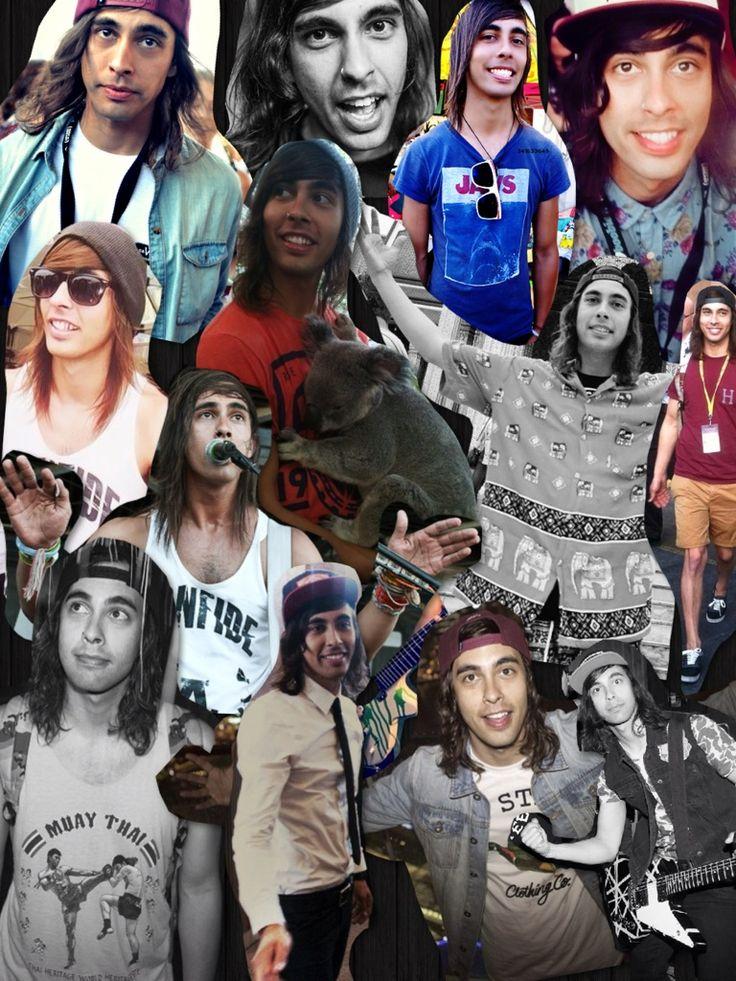 Kellin Quinn Tumblr Collage 97 best Vic Fuen...
