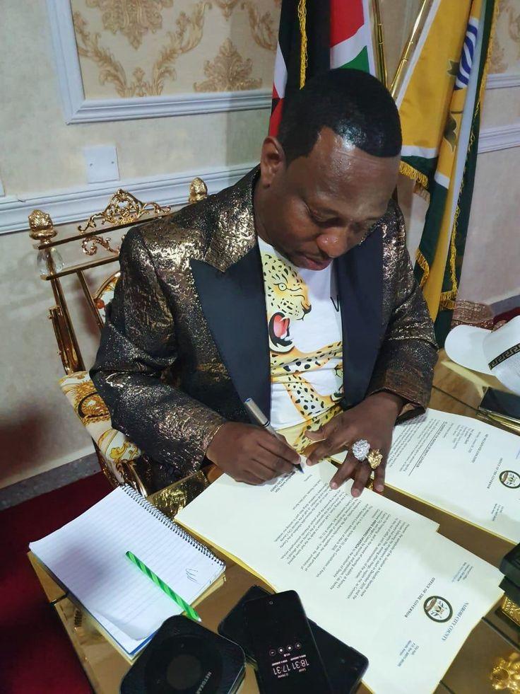 Governor Sonko Nominates Disaster CEC Anne Kananu As