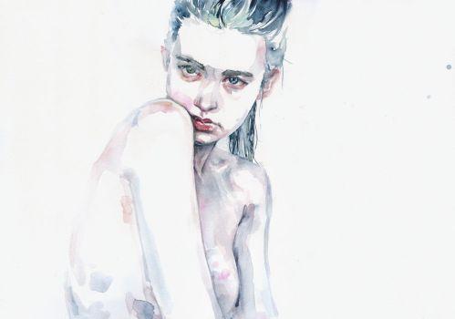 Ali Michael by agnes-cecile