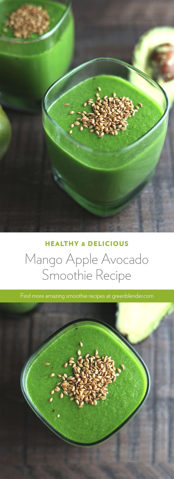 Mangoes are high in beta carotene, as well as vitamin A, which has been connected to improved bone health. Acai berries are low in sugar but high in antioxidants, and may also help with inflammation. Add in half of an avocado (fiber, potassium, and heart-