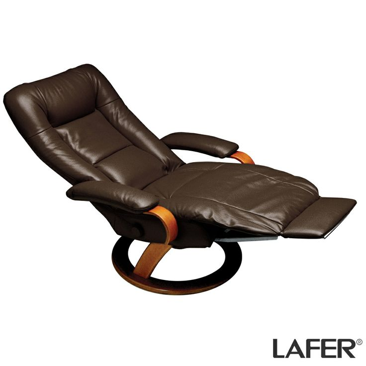 The Ella Reclining Chair by Lafer features a patented retractable footrest as well as independent  sc 1 st  Pinterest & 18 best Lafer Recliners images on Pinterest | Recliners Man cave ... islam-shia.org
