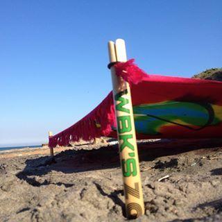 """""""WBK'S ZONE"""" #artigianato #beachaccessorize #wbk #prendisole #design #handmade #nuovetendenze #vento #spiaggia #"""