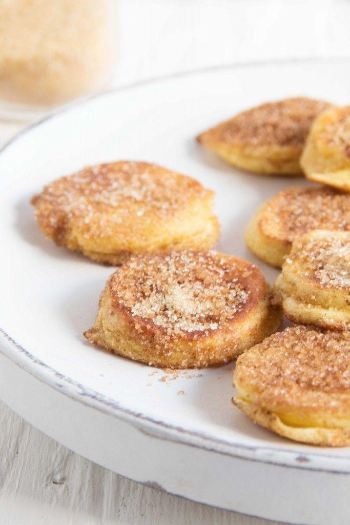 Apfelküchlein – es duftet im ganzen Haus