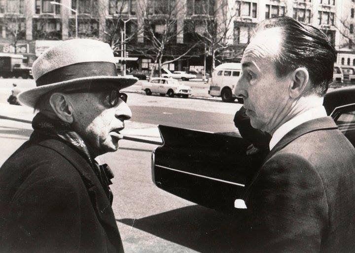 Igor Stravinsky and George Balanchine