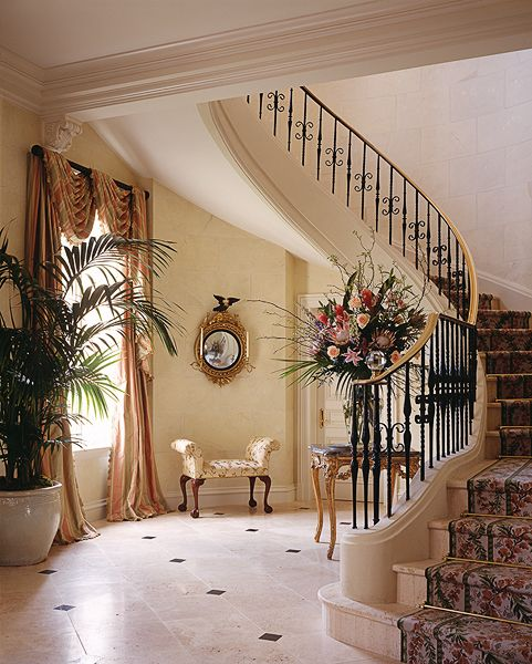 Inside Luxury Homes: 703 Best Images About Foyer/Entry On Pinterest