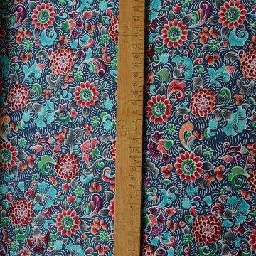 A Sarong For You - indonesian batik style cotton print - s