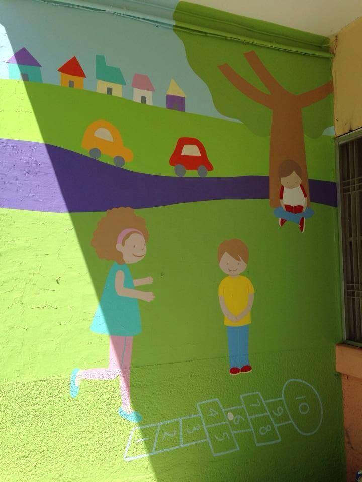 Murales infantiles gdl