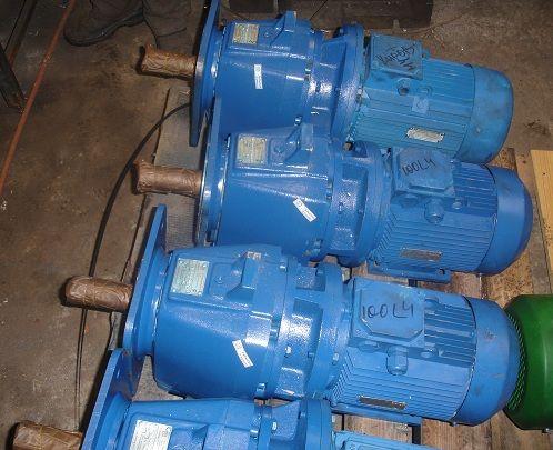 мотор редуктор МЦ2С