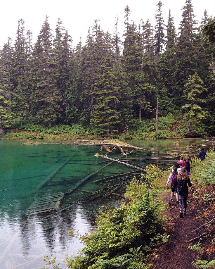 Discover British Columbia's Captivatingly Clear Lakes - 604 Now