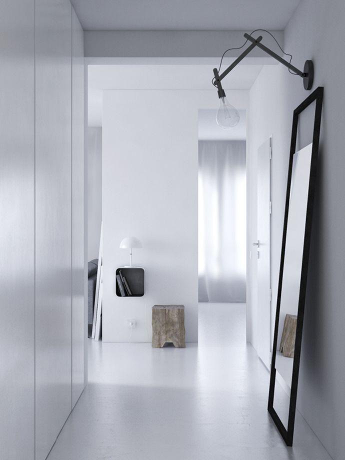 House of the week: minimal grey home