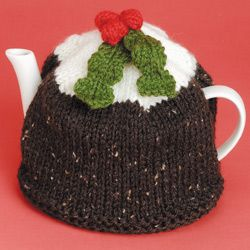 I'm a sucker for a christmas pudding cosy. Knit a christmas pudding tea cosy | iVillage UK