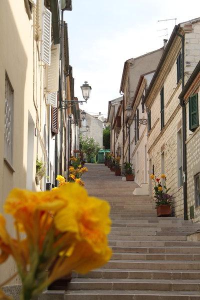 Numana, province of Ancona  Marche region Italy