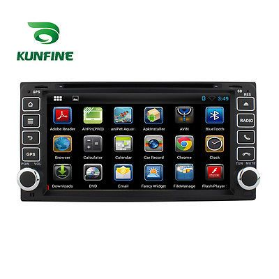 """Price - $294.84.ㅤㅤㅤ                Android 6.0 Octa Core Car Stereo DVD GPS Navigation Player For TOYOTA RAV4 01-08 ( Brand - Kunfine, Manufacturer Part Number - KF-V2638Q, Model - Car DVD, Screen Size - 6.2"""", Unit Size - 2 DIN, Bundled Items - Additional Map(s), Antenna - Built in, Features - DVD Player, Type - Car Stereo, Country/Region of Manufacture - China, UPC - 712217527194    )"""