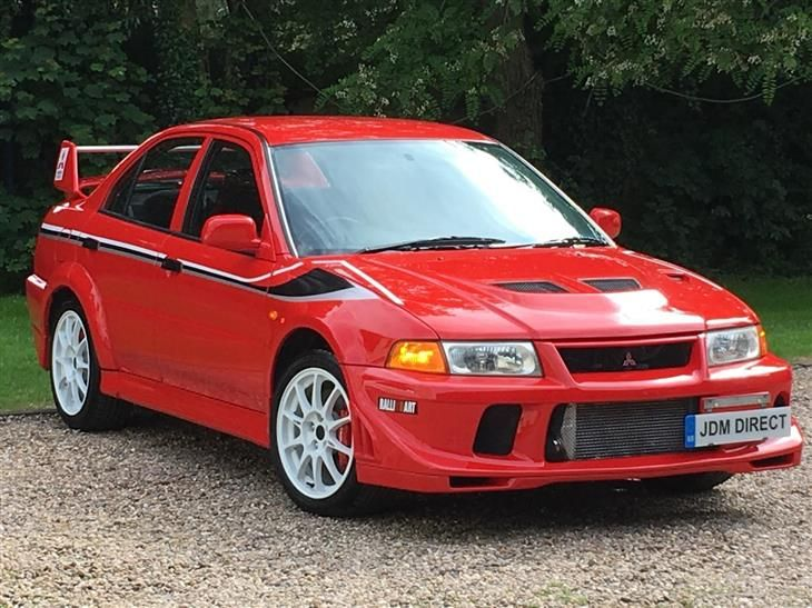 Classic Mitsubishi Lancer Evo 6 Tommi Makinen Passion For Sale Classic Sports Car Ref West Midla Classic Sports Cars Mitsubishi Evo Mitsubishi Lancer