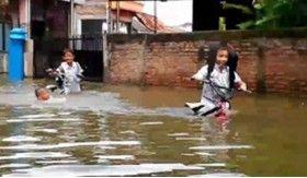 1.340 Jiwa Terpaksa Mengungsi, Akibat Banjir Bandang di Bitung