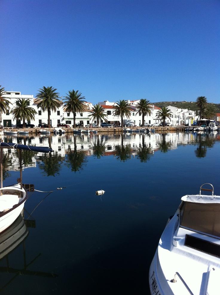 Fornells, Menorca. Seafood par excellant