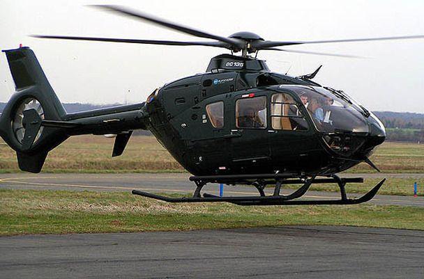 Charlie Tango. Eurocopter EC135
