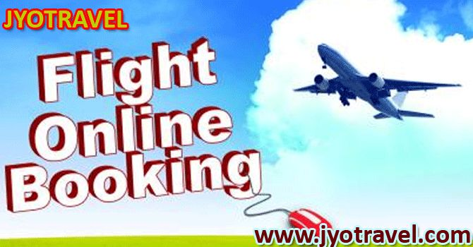 Today, the flight ticket booking has become easy and simple. To make your job easier and reduce your workload, air flight booking can be done #Jyotravel too. #AirFlightBooking #LowestAirfares #FlightTicketBooking