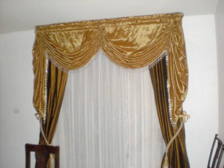 32 best scarcega dise o de cortinas cl sicas images on for Cortinas clasicas elegantes