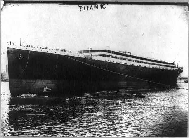 Title: The TITANIC Date Created/Published: 1911 May 31.