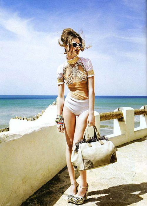 dream beach style