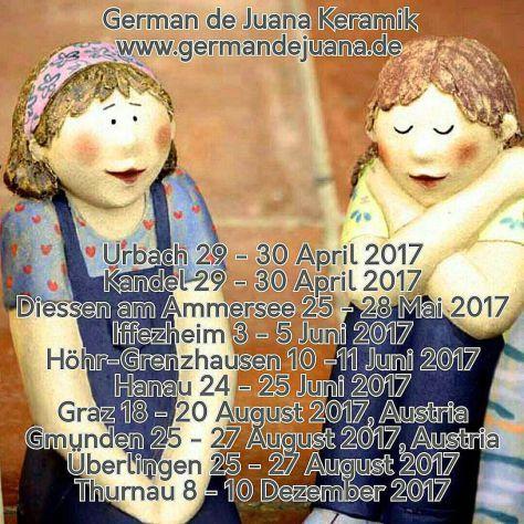 #germandejuana #germandjuana #diessenamammersee #diessen #ammersee #dießen #starnbergersee #funfseeland #bayern #muenchen #iffezheim #hanau #hoergrenzhausen #graz #gmunden #ueberlingen #thurnau #keramik #ceramics #ceramica #art #kunst #garten #garden #decoracio #decoration http://ift.tt/1DGeVmd