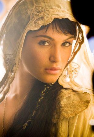 Gemma Arterton as Princess Tamina in 'Prince of Persia'