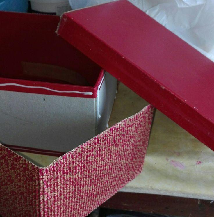 Il prima di una vecchia scatola...