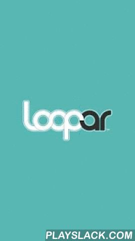 Loopar  Android App - playslack.com ,  WELCOME TO LOOPAR WORLD!Loopar is an image recognition based augmented reality platform that helps you see the world in a whole new way. Loopar's capabilities are only limited with your imagination.So what is Augmented Reality?In short, Augmented Reality (AR) is a bridge between the real and the virtual world. The technology makes it possible to position computer generated interactive content in to the real world in real time through the lens of your…