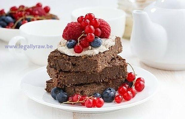 quinoa brownies http://legallyraw.be/quinoa-brownies/