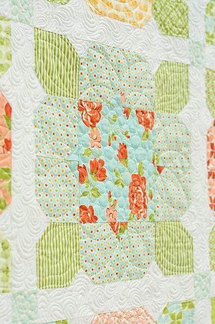 Quilt market booth recap by Camille Roskelley