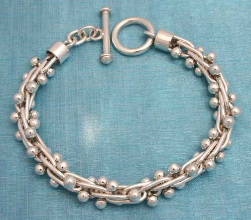 Joyeria de Plata. Silver Jewelry. Brazalete de Plata, Silver Bracelet,  venta de mayoreo/ Wholesale. www.joyasenplata.mx