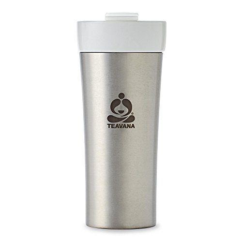Morgan Stainless Steel Tea Tumbler - http://mygourmetgifts.com/morgan-stainless-steel-tea-tumbler/