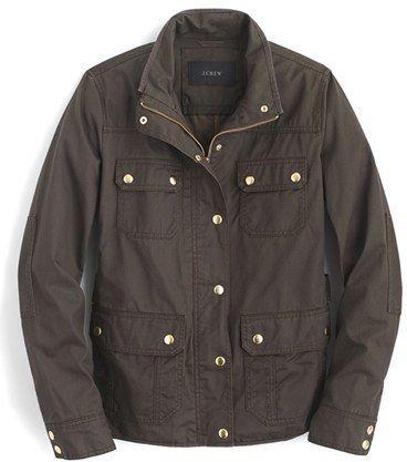 J.Crew 'Downtown' Field Jacket