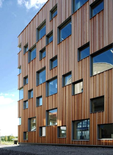 Umeå School of Architecture- Henning Larsen Architects