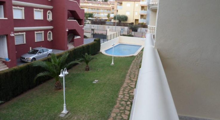 Apartamentos Madeira 3000 Alcossebre Just 250 metres from the beach in the small town of Alcoceber, on the Costa Blanca, this apartment complex boasts bright and spacious accommodation.