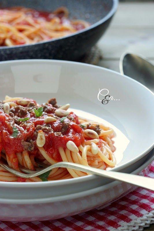 cucinando e assaggiando spaghetti al pomodoro cucinando e assaggiando pinterest. Black Bedroom Furniture Sets. Home Design Ideas