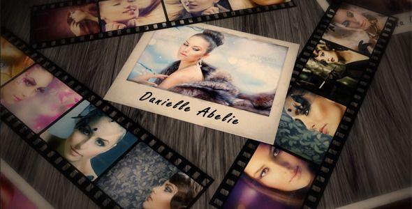 Dramatic Filmstrip Photos