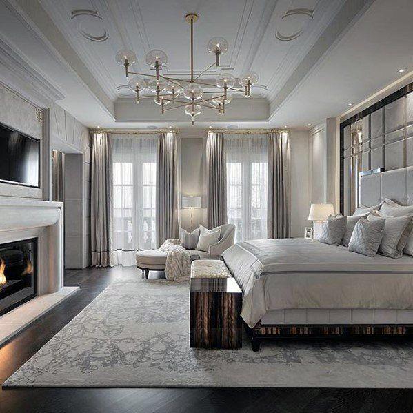 Top 60 Best Master Bedroom Ideas Luxury Home Interior Designs Luxurious Bedrooms Luxury Bedroom Design Elegant Bedroom