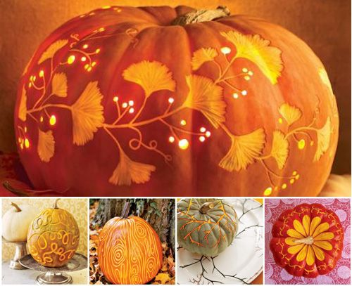 famous works of art pumpkin carving - Google Search