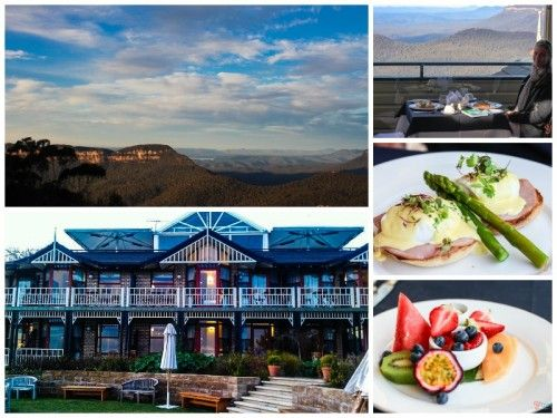 How to visit the Blue Mountains near Sydney, Australia