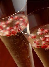 : Cocktails au Champagne   Planet.fr Femmes