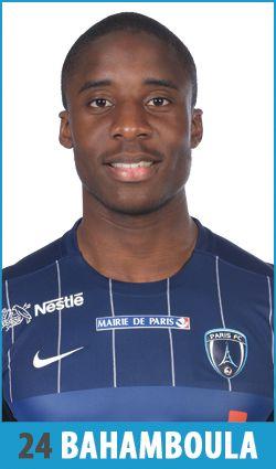 BAHAMBOULA Dylan - Paris FC